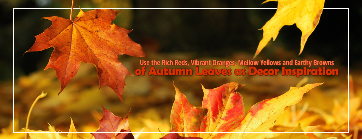 Autumn Leaves Party