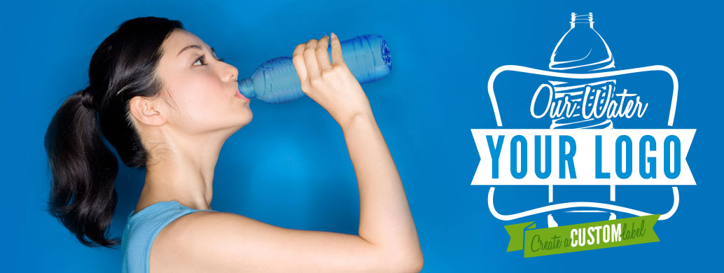 Our Water Your Logo