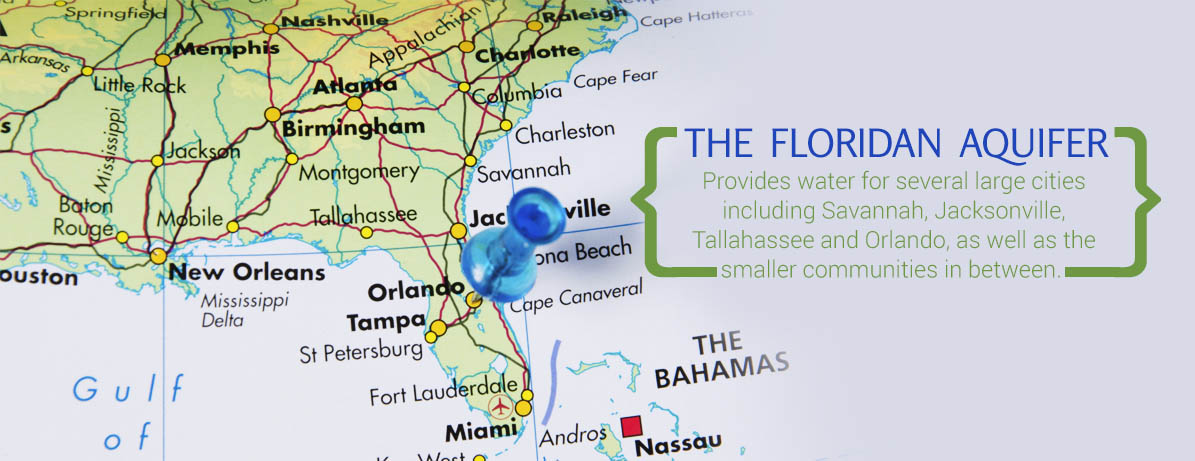 Using the Floridan Aquifer
