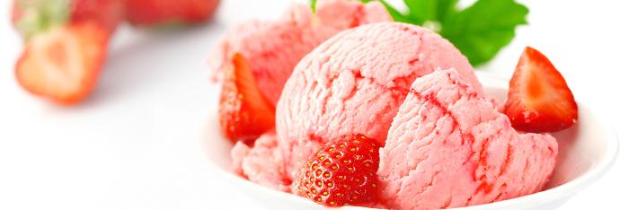 Water Based Strawberry Gelato