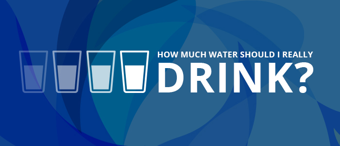 How Much Water Should I Really Drink?
