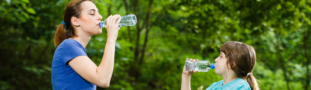 Best ways to carry bottled water