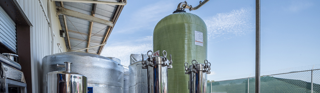 Azure Water Adds New Water Processing System